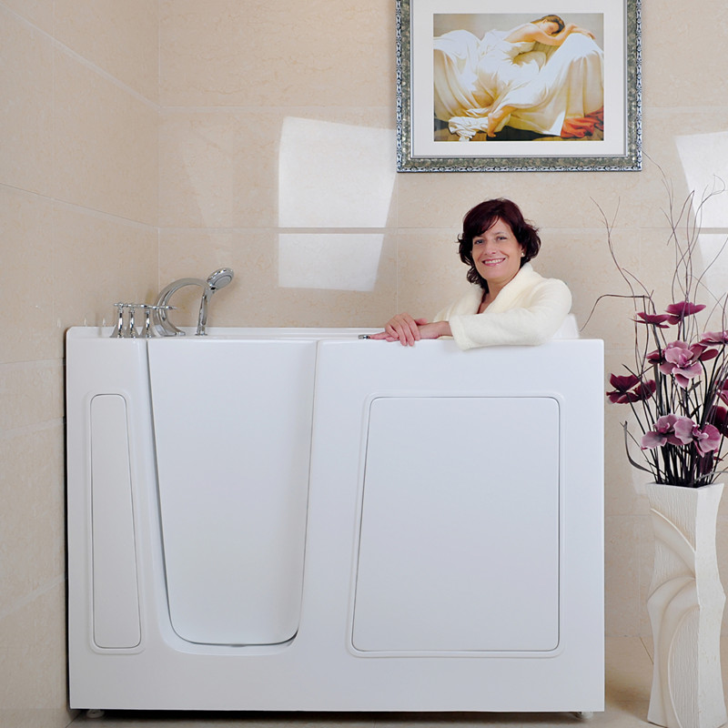 walk in tub for elderly30''Wx54''Lx40''H